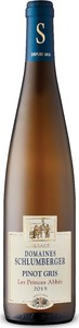 Domaines Schlumberger Les Princes Abbés Pinot Gris 2015, Ac Alsace Bottle