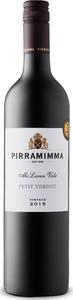Pirramimma Petit Verdot 2015, Mclaren Vale Bottle