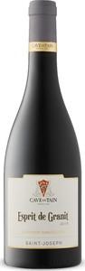 Cave De Tain Esprit De Granit Saint Joseph 2015, Ac Bottle
