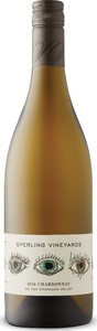 Sperling Chardonnay 2016, BC VQA Okanagan Valley Bottle