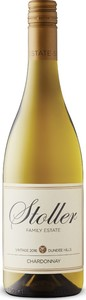Stoller Family Chardonnay 2016, Dundee Hills, Yamhill County Bottle