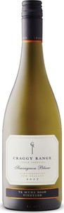 Craggy Range Te Muna Road Single Vineyard Sauvignon Blanc 2017, Martinborough, North Island Bottle