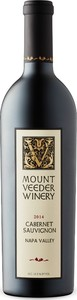 Mount Veeder Winery Cabernet Sauvignon 2014, Napa Valley Bottle