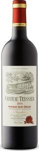 Château Teyssier 2014, Ac Montagne Saint émilion Bottle