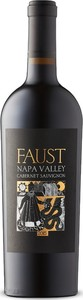Faust Cabernet Sauvignon 2015, Napa Valley Bottle