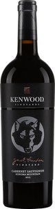 Kenwood Jack London Vineyard Cabernet Sauvignon 2014, Sonoma Mountain, Sonoma County Bottle