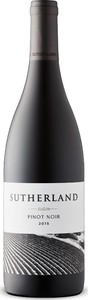 Thelema Mountain Vineyards Sutherland Pinot Noir 2015, Wo Elgin Bottle