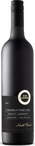 Kim Crawford Small Parcels Corner 50 Vineyard Merlot/Cabernet 2013 Bottle