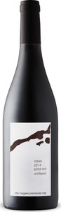 16 Mile Cellar Rebel Pinot Noir 2014, Unfiltered, VQA Niagara Peninsula Bottle