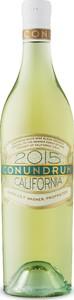 Conundrum White 2015, California Bottle