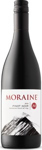 Moraine Pinot Noir 2016, BC VQA Okanagan Valley Bottle
