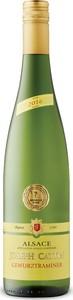 Joseph Cattin Gewürztraminer 2016, Ac Alsace Bottle