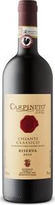 Carpineto Chianti Classico Riserva 2013, Docg Bottle