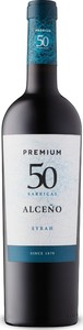 Alceño Premium 50 Barricas Syrah 2015, Do Jumilla Bottle