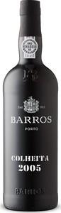 Barros Colheita Tawny Port 2005, Doc Bottle