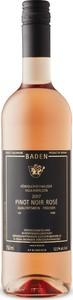 Winzergenossenschaft Königschaffhausen Pinot Noir Rosé 2017, Qba Königschaffhauser Vulkanfelsen Bottle
