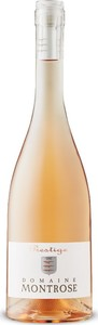 Domaine Montrose Prestige Rosé 2017, Igp Côtes De Thongue Bottle