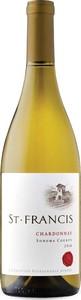 St. Francis Chardonnay 2016, Sonoma County Bottle