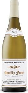 Domaine De Riaux Pouilly Fumé 2016, Ac Bottle