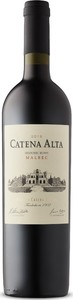 Catena Alta Historic Rows Malbec 2015 Bottle