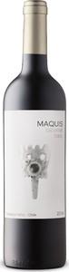 Maquis Gran Reserva Cabernet Franc 2014, Colchagua Valley Bottle
