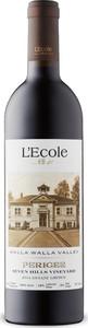 L'ecole No. 41 Perigee 2014, Seven Hills Vineyard, Walla Walla Valley Bottle