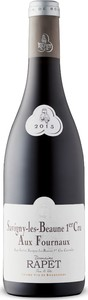 Rapet Aux Fournaux Savigny Lès Beaune 1er Cru 2015, Ac Bottle
