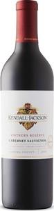 Kendall Jackson Vintner's Reserve Cabernet Sauvignon 2014, Sonoma County Bottle