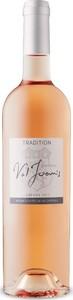 Château Val Joanis Tradition Rosé 2017, Ap Luberon Bottle
