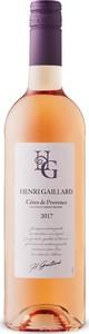 Henri Gaillard Rosé 2017, Ac Côtes De Provence Bottle