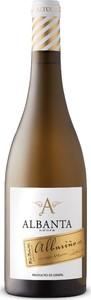 Albanta Albariño 2016, Do Rías Baixas Bottle