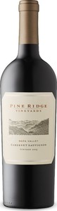 Pine Ridge Cabernet Sauvignon 2015, Napa Valley Bottle