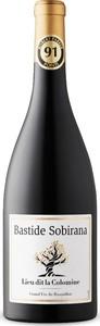 Bastide Sobirana Lieu Dit La Colomine 2015, Ap Côtes Du Roussillon Bottle