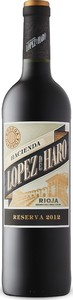 Hacienda López De Haro Reserva 2012, Doca Rioja Bottle