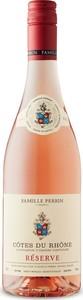 Famille Perrin Réserve Rosé 2017, Ac Côtes Du Rhône Bottle