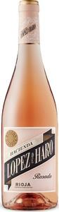 Hacienda Lopez De Haro Old Vines Rosado 2017, Doca Rioja Bottle