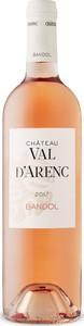 Château Val D'arenc Bandol Rosé 2017, Ap Bottle