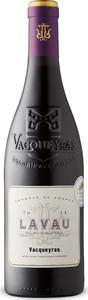 Lavau Vacqueyras 2014, Ac Bottle