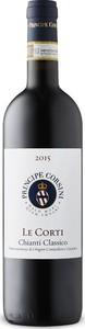 Principe Corsini Le Corti Chianti Classico 2015, Docg Bottle