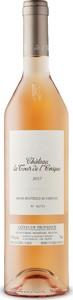 Château La Tour De L'évêque Rosé 2017, Harvested By Hand, Ac Côtes De Provence Bottle