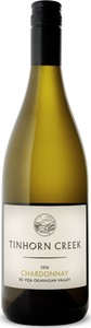 Tinhorn Creek Chardonnay 2016, BC VQA Okanagan Valley Bottle