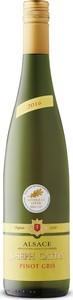 Joseph Cattin Pinot Gris 2016, Ac Bottle