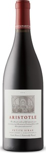 Aristotle Petite Sirah 2014, Monterey County Bottle