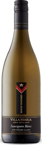 Villa Maria Southern Clays Single Vineyard Sauvignon Blanc 2016, Marlborough, South Island Bottle