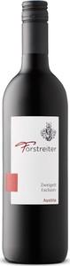 Forstreiter Exclusiv Zweigelt 2015, Qualitätswein, Niederösterreich Bottle