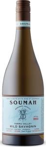 Soumah Wild Savagnin 2015, Hexham Vineyard, Yarra Valley, Victoria Bottle