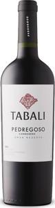 Tabalí Pedregoso Gran Reserva Carmenère 2014, Do Cachapoal Valley Bottle