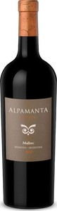 Alpamanta Estate Malbec 2012 Bottle
