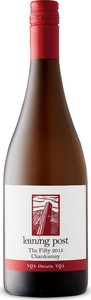 Leaning Post Wines The Fifty 2015, VQA Ontario Bottle