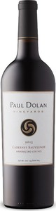 Paul Dolan Vineyards Cabernet Sauvignon 2015, Mendocino County Bottle